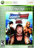 W SmackDown vs.Raw 2008 XBOX 360 (б/у)