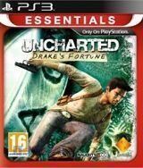 Uncharted: Drake's Fortune (PS3) б/у