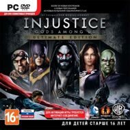 Injustice: Gods Among Us Ultimate Edition [PC, Jewel, русские субтитры]