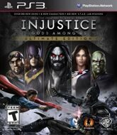 Injustice: Gods Among Us Ultimate Edition (PS3) б/у