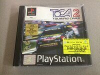 TOCA 2 TOURING CARS PS1 (бу)
