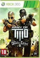 Army of Two  The Devil's Cartel XBOX 360 (б/у)