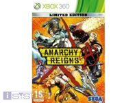 Anarchy Reigns (Xbox 360) б/у