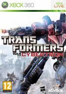 Transformers War for Cybertron XBOX360 (б/у)
