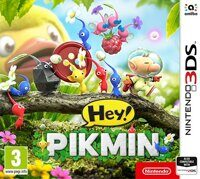 Hey! PIKMIN N3DS