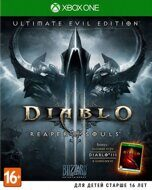 Diablo 3 Reaper of Souls Ultimate Evil Edition XBOX ONE (б/у)