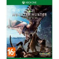 Monster Hunter :World XBOX ONE (б/у)