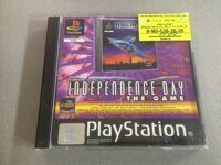 INDEPENDENCE DAY PS1 (бу)
