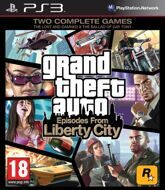 Grand Theft Auto: Episodes From Liberty City  [английская версия] PS3