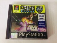 CRIME KILLER PS1 (бу)