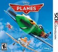 Disney Planes The Video-Game N3DS