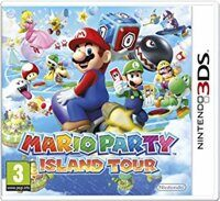 Mario Party: Island Tour N3DS