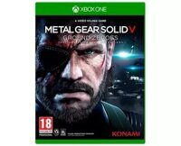 Metal Gear Solid V: Ground Zeroes XBOX ONE (б/у)