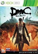 DMC:Devil May Cry (Xbox 360) б/у