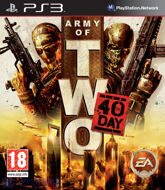 Army of TWO: The 40th Day (PS3) б/у
