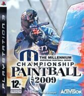 Millennium Championship Paintball 2009 (PS3) б/у