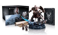 God of war.Collector's Edition (PS4)