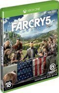 Far Cry 5 XBOX ONE (б/у)