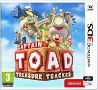 Captain Toad: Treasure Tracker N3DS