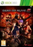 Dead or Alive 5 XBOX 360 (б/у)