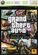Grand Theft Auto Episodes From Liberty City XBOX 360 Б/У