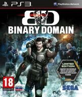 Binary Domain. Limited Edition (PS3) б/у