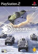 Dropship:United Peace Force PS2 (б/у)